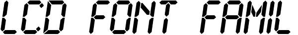 LCD Mono