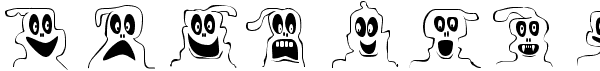 10lil ghosts
