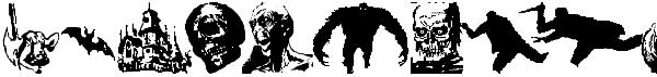 Horror/horror dingbats eer