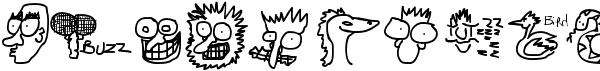 doodle dudes of doo