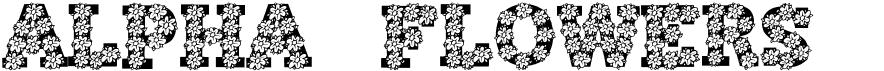 Alpha Flowers