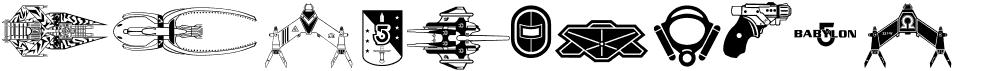 B5 Symbols