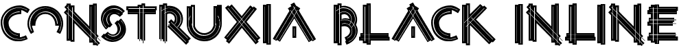 Construxia Black Inline