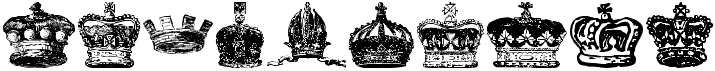 Crowns and Coronets