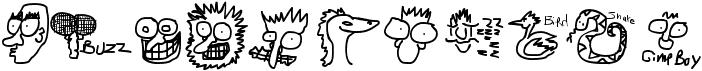 Doodle Dudes of Doom