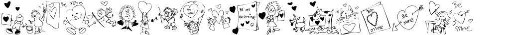 KR Valentine Kids 2006