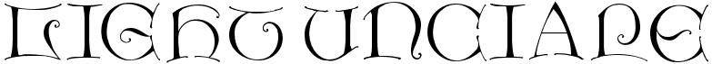 Light Unciale