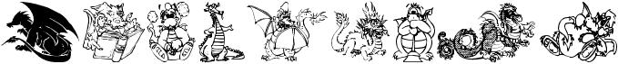 Lisas Dragons