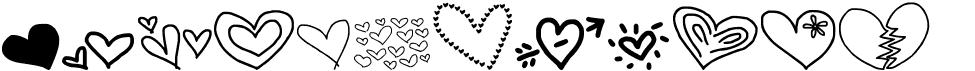 MTF Heart Doodle