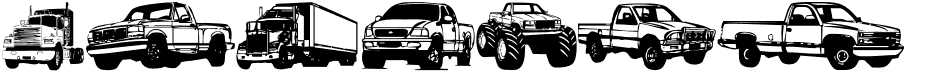 Trucks For Judy