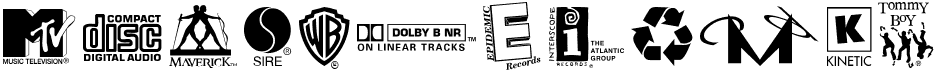 Warner Logo Font Nine