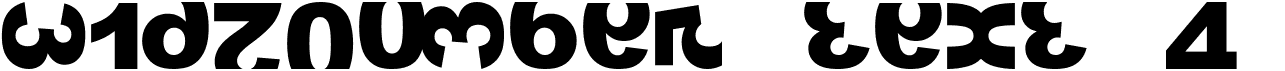 Widznumber Text 1