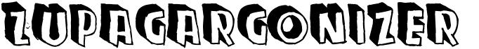 Zupagargonizer