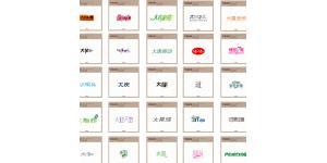 中国字传矢量字体二十一(CDR)