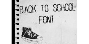 铅笔组成的英文字体