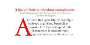 适合于排版的Day Roman字体