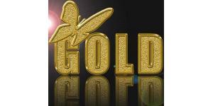黄金质感字体样式