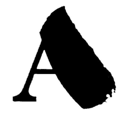 A字母素材-3