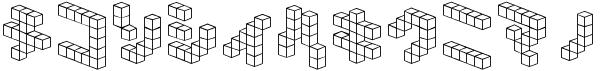 demon cubic block n