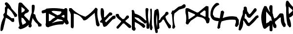 oxford runes