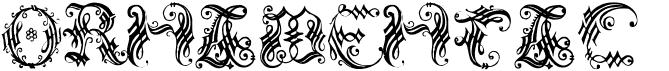 Ornamental Initial