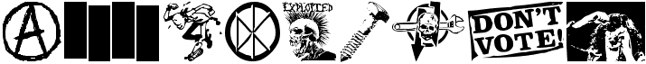 Punk Dingbats