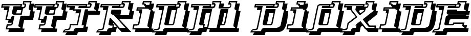 Yytrium Dioxide
