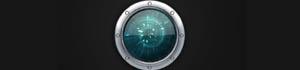 PS打造漂亮的数码金属水晶按钮